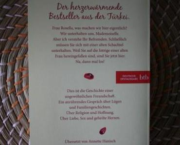 *Rezension* Madame Rosella und die Liebe / Tuna Kiremitci