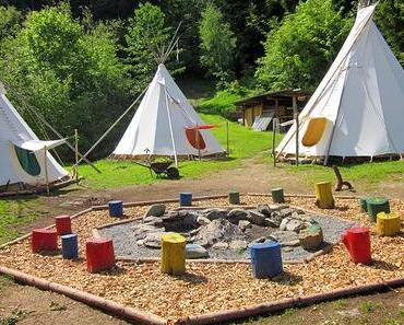 Nicht ohne mein Bett: Camping für Anspruchsvolle