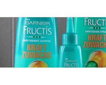 Alle Jahre wieder kommt der sommerliche Haarausfall - Kraft Zuwachs von Garnier