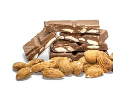 Tag der Mandel Schokolade – der US-amerikanische National Chocolate with Almonds Day