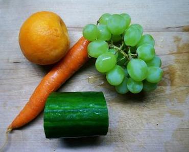 Gemüse-Frucht-Smoothie