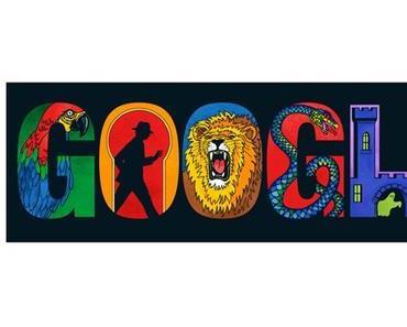 Aiga Rasch – Ein Google Doodle für die Illustratorin der drei Fragezeichen