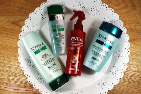 My Haircare Teil 2