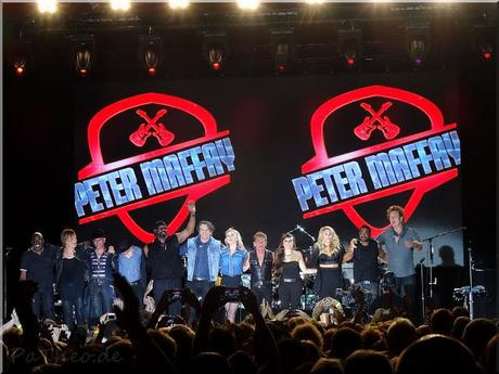 Peter Maffay am 12.06.15 in Hemer
