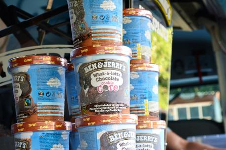 Events: Hello Ben, hello Jerry!