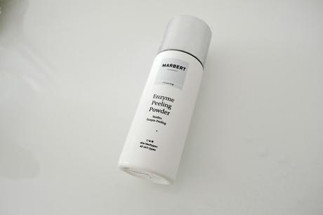 {Review} Marbert Enzyme Peeling Powder