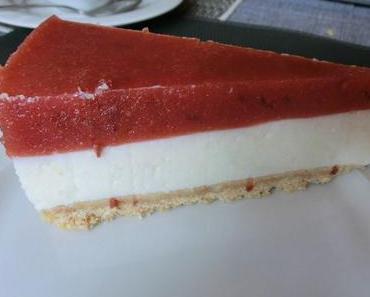 Zwetschgen-Buttermilch-Torte