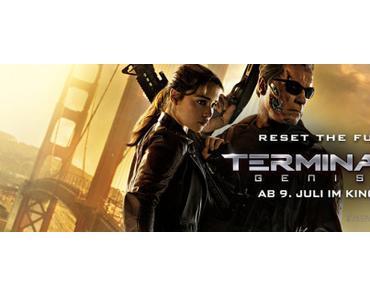 KRITIK - TERMINATOR - GENISYS - EIN FILM, ZWEI MEINUNGEN
