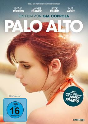 [Film Rezension] Palo Alto