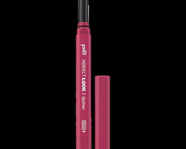 p2 cosmetics PERFECT LOOK lipliner #131