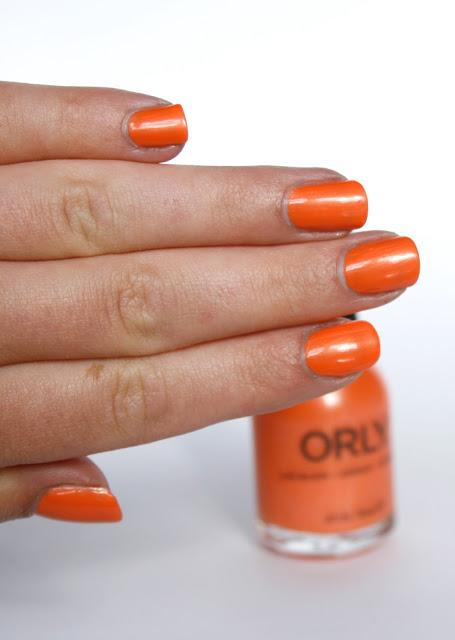 [Lacke] Orly - Life is a Peach