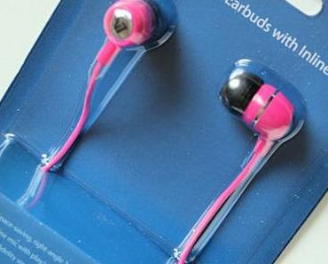 V7 Stereo In Ear Headset für iPad, Tablets & Smartphones