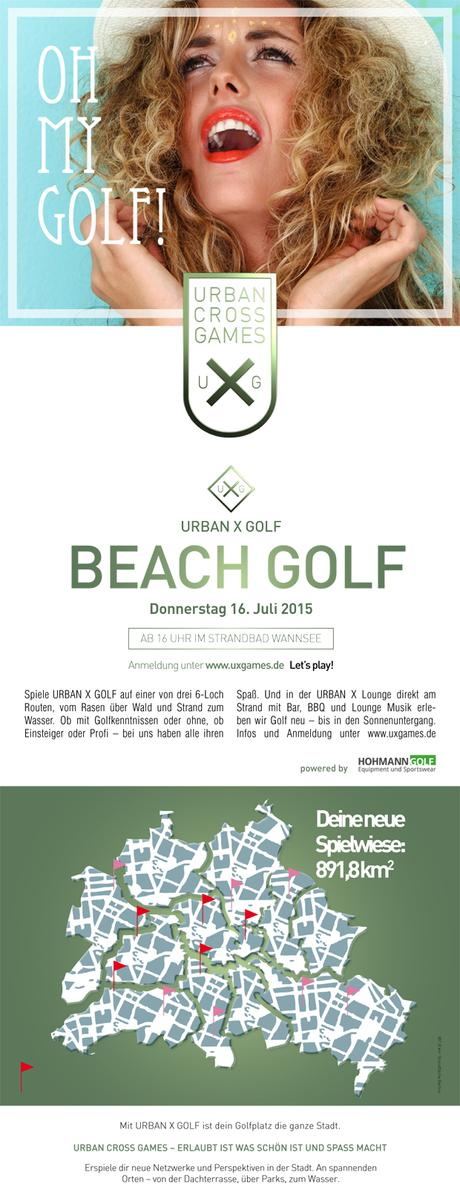 urban X Golf in Berlin?
