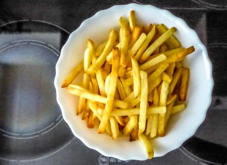 Kuriose Feiertage - 13. Juli - Pommes-Tag – der US-amerikanische National French Fry Day - 1 (c) 2015 Familie Giese