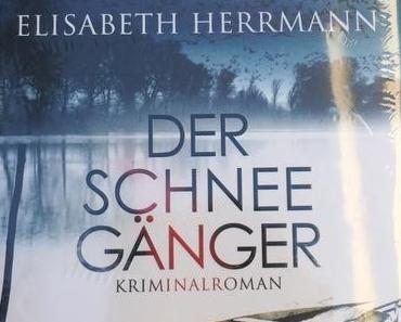 Krimi mit Lokalbezug – Der Schneegänger – Elisabeth Herrmann