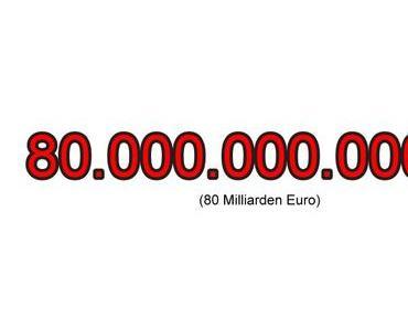 Über 80 Milliarden für die nächste Runde in Griechenland