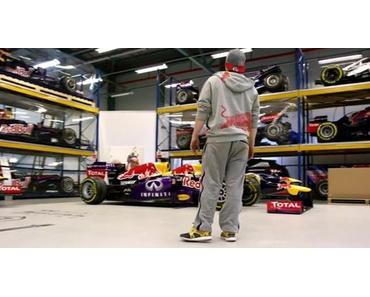 Free Running in der Red Bull Formel 1 Factory