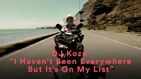 DJ Koze – I Haven't Been Everywhere But It's On My List