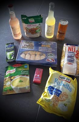 [Unpacking] #06/2015 - Degustabox Juni