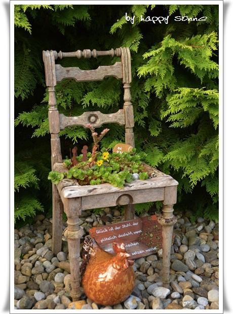Gartendeko aus abfallmaterial for Gartendeko sommer