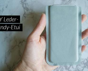 DIY Leder- iPhone Etui