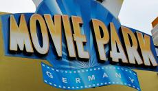 Niveau-Klatsch besucht den Movie Park