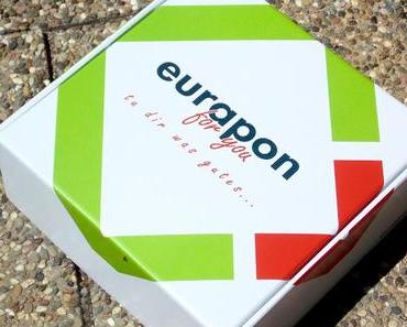 [Unboxing] Eurapon for you Überraschungsbox*