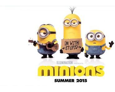 Review: MINIONS - Gelbe Monotonie