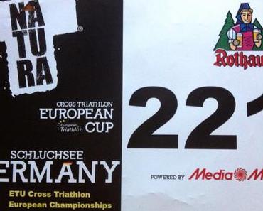 Cross Triathlon European Championship Schluchsee 2015