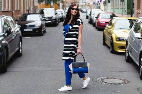 kleidermaedchen, erfurt, thueringen, germany, blog, Fashionblogger, outfit, ootd, Mango Weste, asos Jumpsiut, adidas Stan Smith Sneakers, Rayban Sonnenbrille, Tote Tasche Mango, Sommer Style,