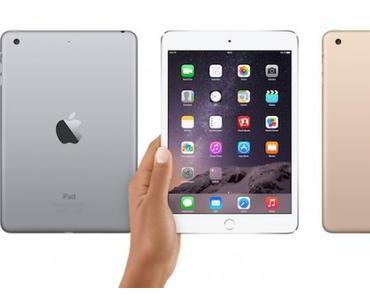Kein neues iPad Air in 2015 und iPad mini fliegt aus Produktpalette?