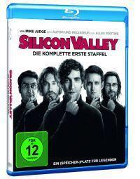 SILICON VALLEY Staffel 1 auf Blu-ray