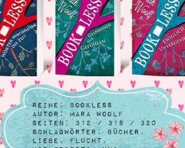 [Trilogierezension] Bookless – Marah Woolf