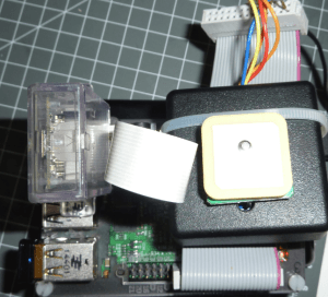 GPS Tracking mit dem Raspberry Pi