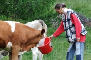 """[Crowdfunding] """"Aus Respekt ohne Milch"""" – ein veganes Buchprojekt"""