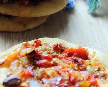 Biberli Ekmek / Paprika-Brot