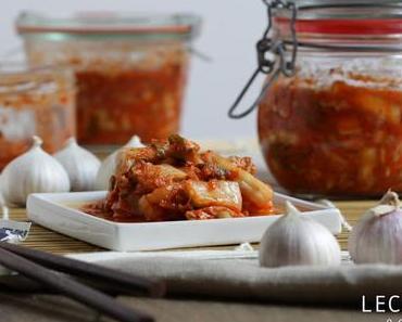 Kimchi - koreanisches Sauerkraut