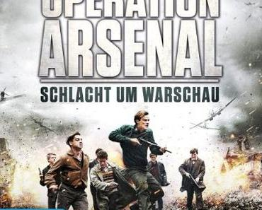 Review: OPERATION ARSENAL - SCHLACHT UM WARSCHAU - Pfadfinder gegen Nazis