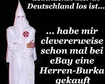 Vorhang auf: Die Heuchelei der 'Multikulti'-Extremisten - Dilemma Teil 48954956856785477474