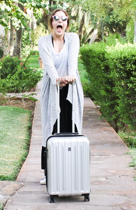 Reisen: Travel with Delsey