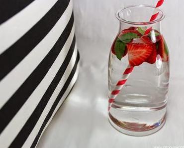 Fruit Infused Water // Und weshalb Wasser eine echte Wunderwaffe ist.