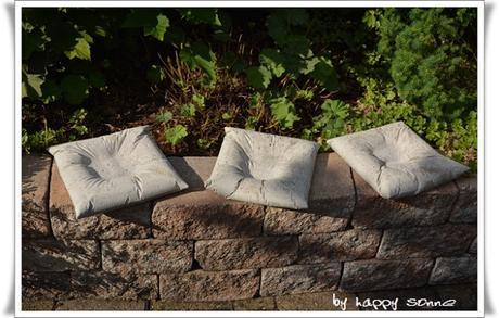 von kissen und noch mehr. Black Bedroom Furniture Sets. Home Design Ideas