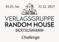 [Random House Challenge 2015] 7. Monat - Lesefortschritt