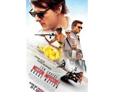 MISSION: IMPOSSIBLE – ROGUE NATION Bloggerspecial