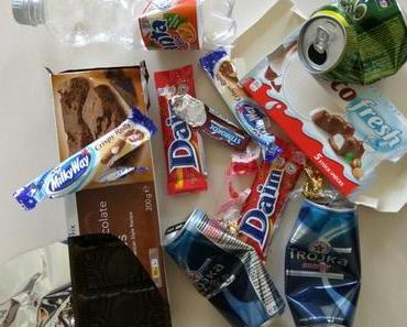Gesunde Ernährung am Arbeitsplatz?!