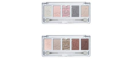 essence TE happy girls are pretty September 2015 - Preview - eyeshadow palette