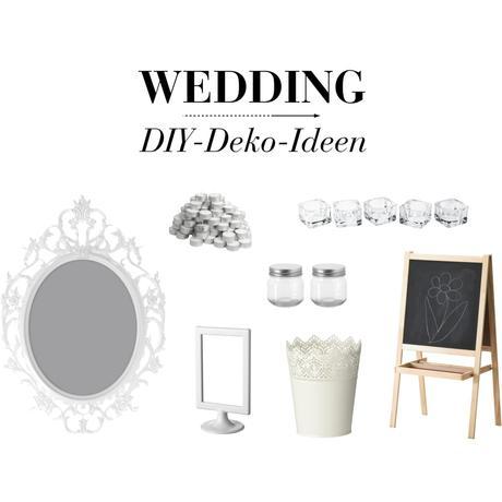 Diy Ideen Inspirationen Fur Die Hochzeit Von Ikea