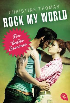 {Rezension} Christine Thomas - Rock my World