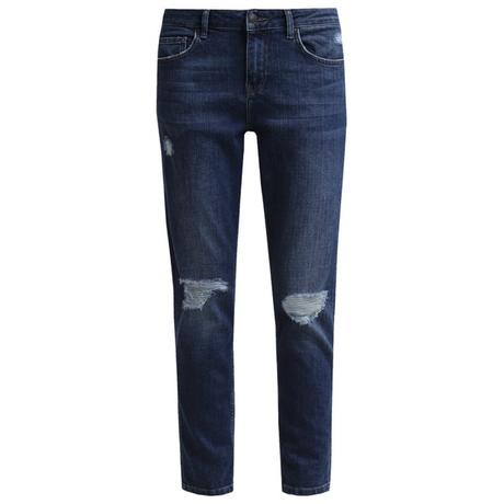 Topshop LUCAS  Jeans Relaxed Fit middenim