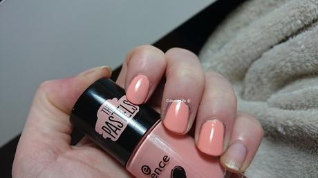 Essence Colour Booster Base Coat im Test ♥